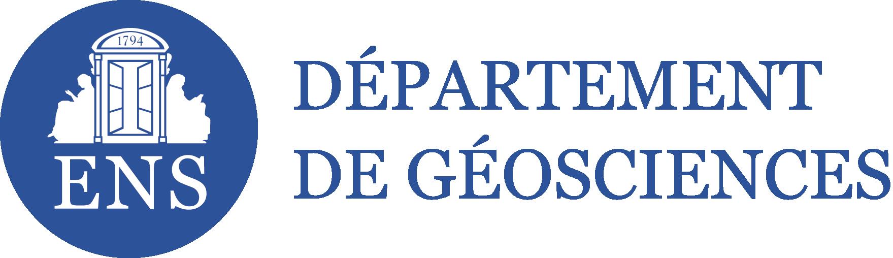 Geosciences_ENS_Logo
